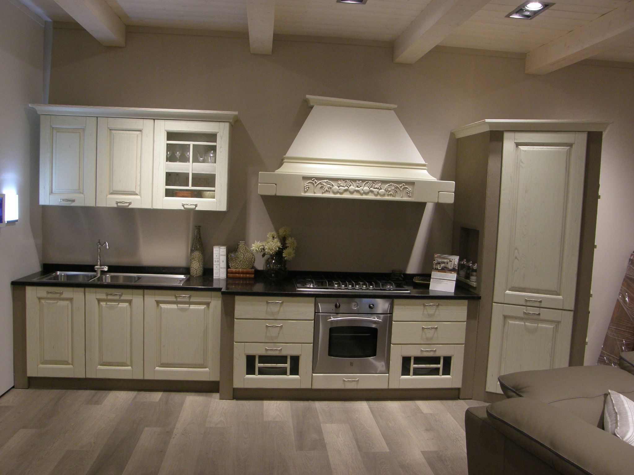 Cucina LUBE Laura Sconto Outlet 50 | Maisons