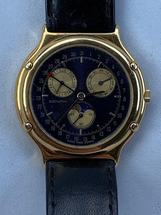 Zenith Calendar Moonphase 27 0090 393 Homme 1990 1999 In 2020