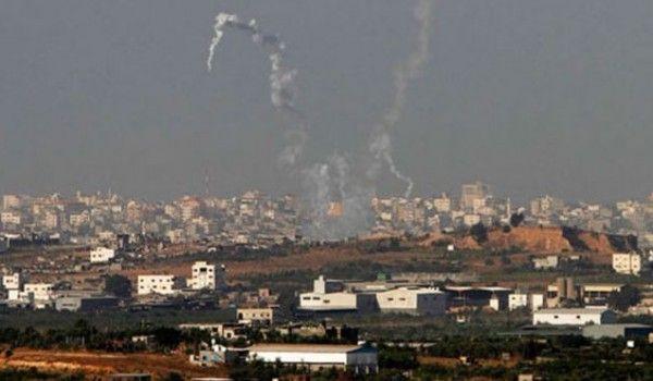 Wave Of Rocket Attacks On Israel Signals Power Struggle In Gaza3/16>>>