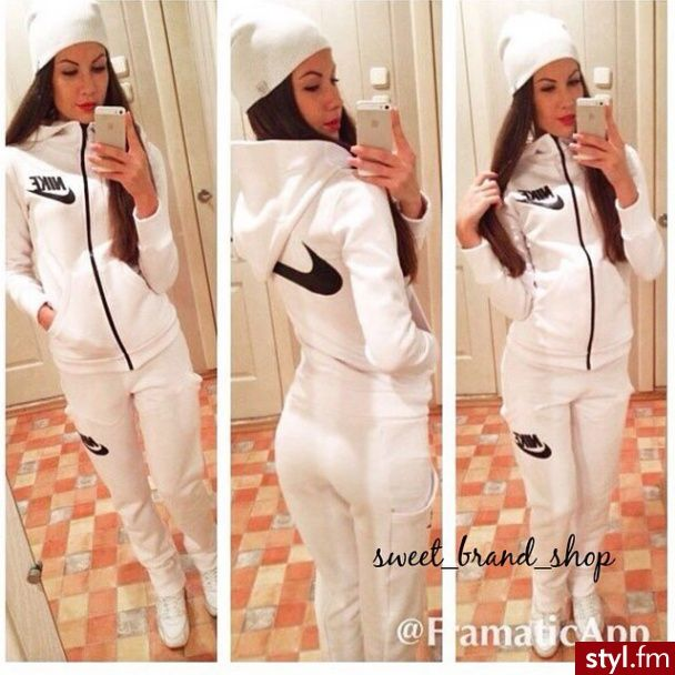 nike sweat suit outfit