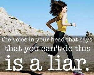 Liar!  No head trash!