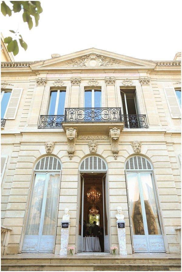 Claire and Joseph's chic Parisian wedding | Parisian ...