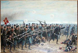 Denmark Fought Prussia And Austria Like The First Schleswig War