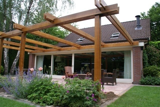 Voorbeeld outdoor pergola pergola designs and patio