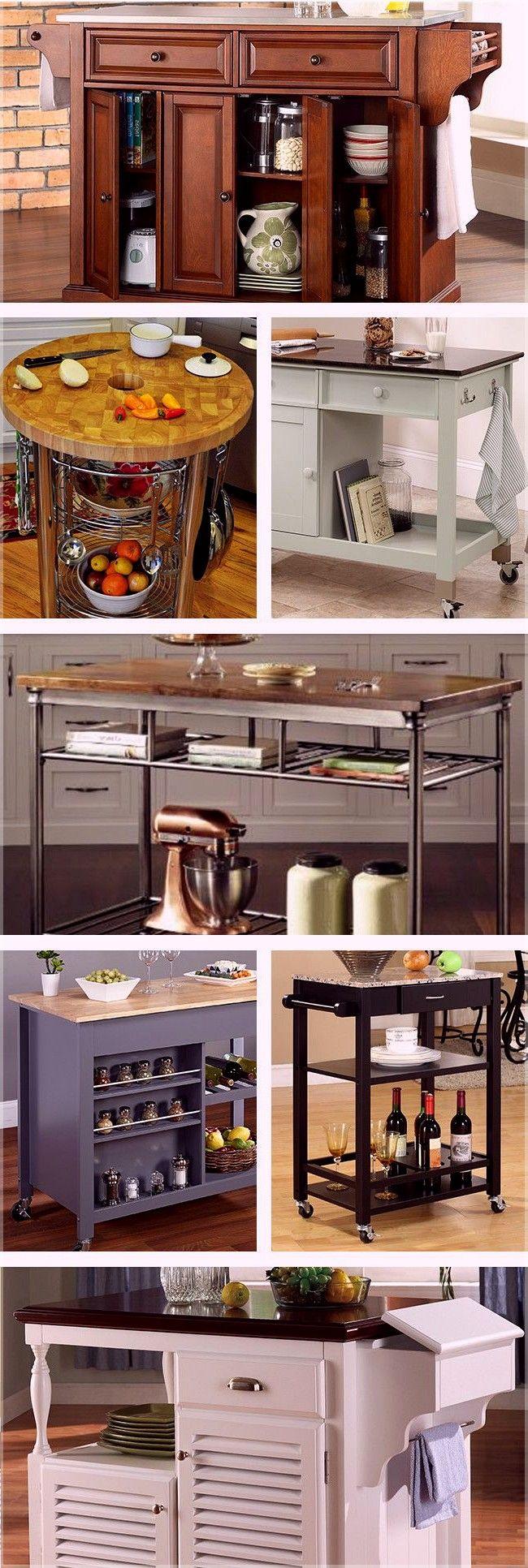 creative storage ideas for a small kitchen, kitchen ...