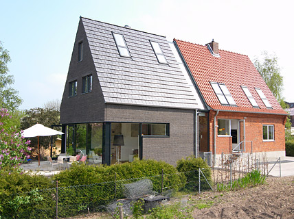 Umbauen & Renovieren Nachher Hausverlängerung Bild 3