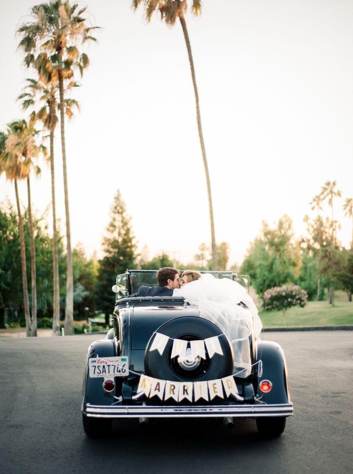 Traditional wedding #wedding #justmarried #weddingcar
