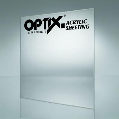 Optix 36 In X 30 In X 093 In Acrylic Sheet Interiors