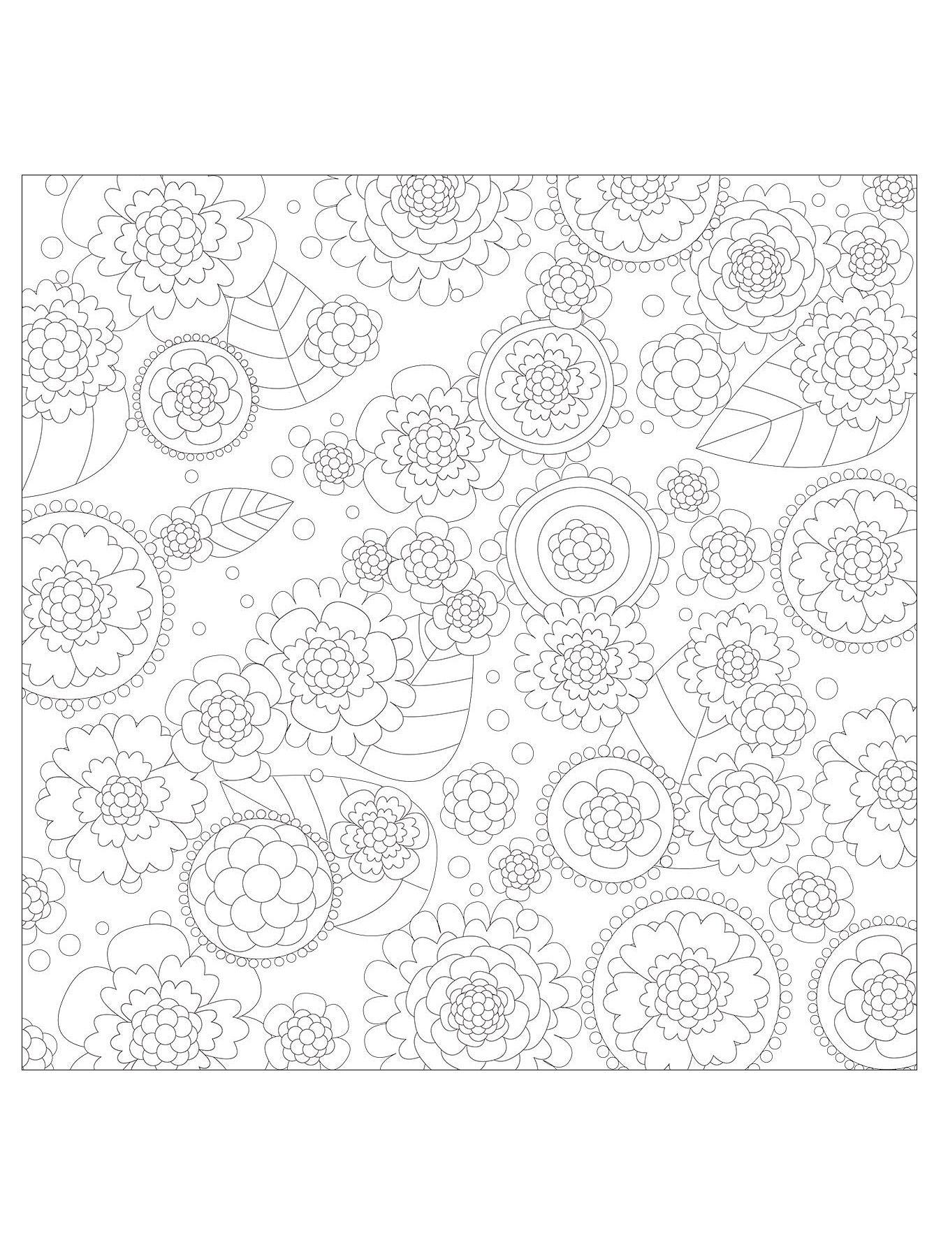 Omalovanky Pro Dospele I Creative Cz Kreativni Online Magazin A Omalovanky K Vytisknuti Creative Tapestry Decor