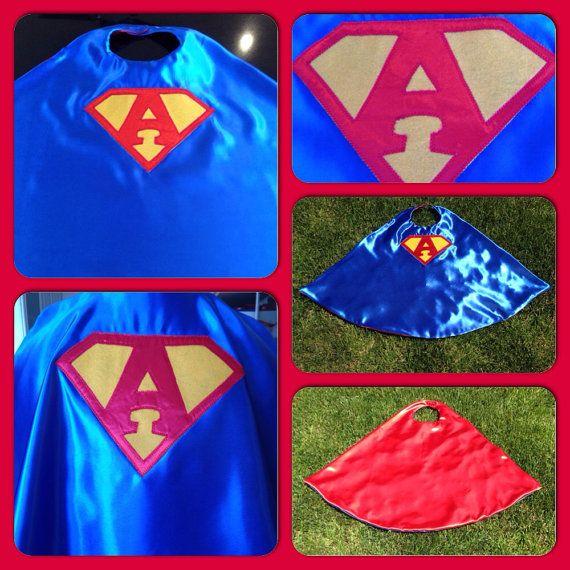 Personalized Super Hero Cape / Custom Superhero Cape