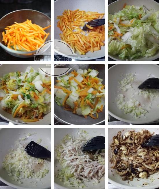 Resep Mie Goreng Shirataki Jtt Rebusan Tumis Diet