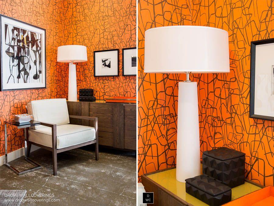 Calgary Wallpaper Installations Ters Tintas Barcelona 1080 Cadires