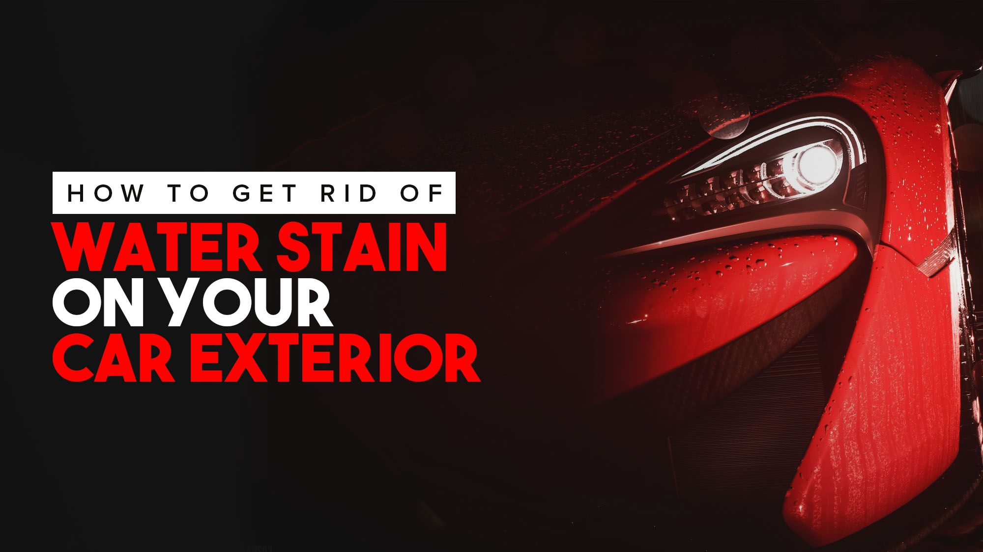 How To Get Rid Of Fine Scratches On Car