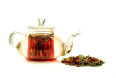 Belle Amitie Glass Teapot - how cute is this pot?!  Best way to serve tea.  Glass: tastes better and looks gorgeous!
