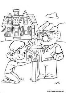 Dibujos Para Colorear Paginas Para Colorear Disney Up Dibujos Dibujos Para Cartas