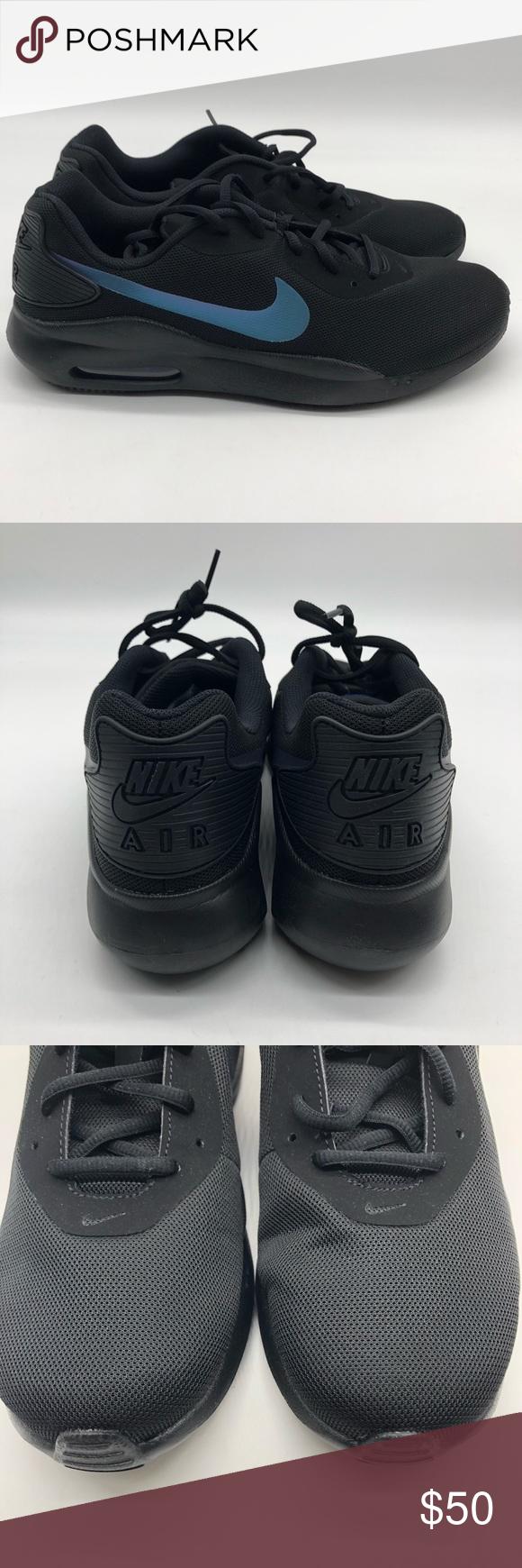 Sz 11.5 Nike Air Max Oketo Black
