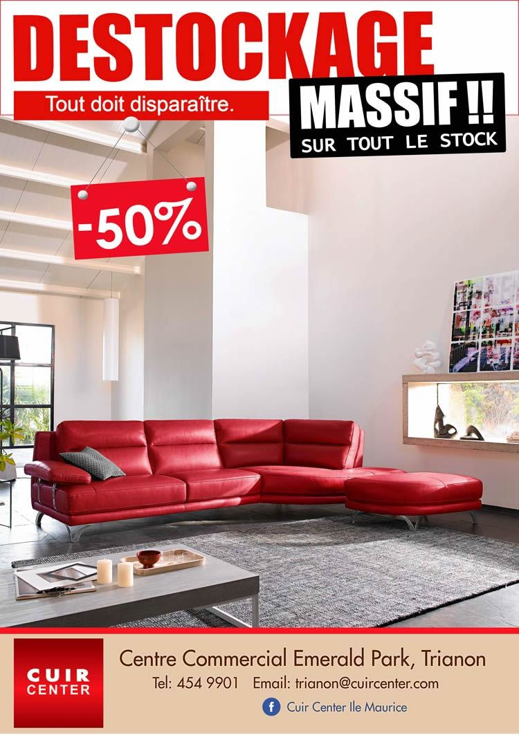 Cuir Center Destockage Massif Sur Tout Le Stock Tel 454 9901 Furniture Home Decor Sectional Couch