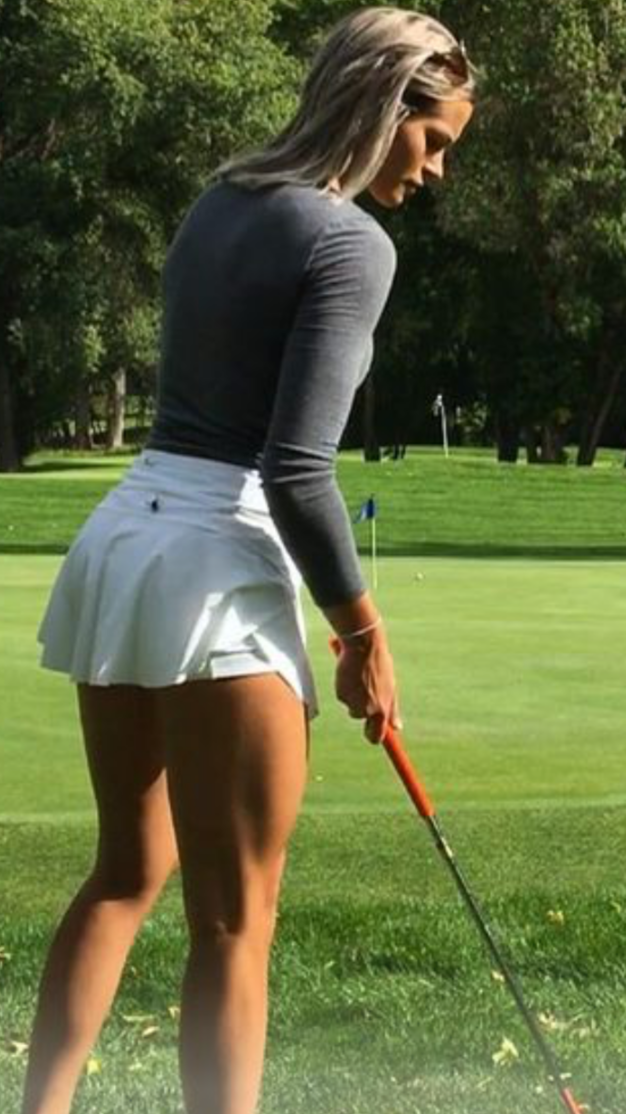 Final, Sexy golf women pictures necessary phrase