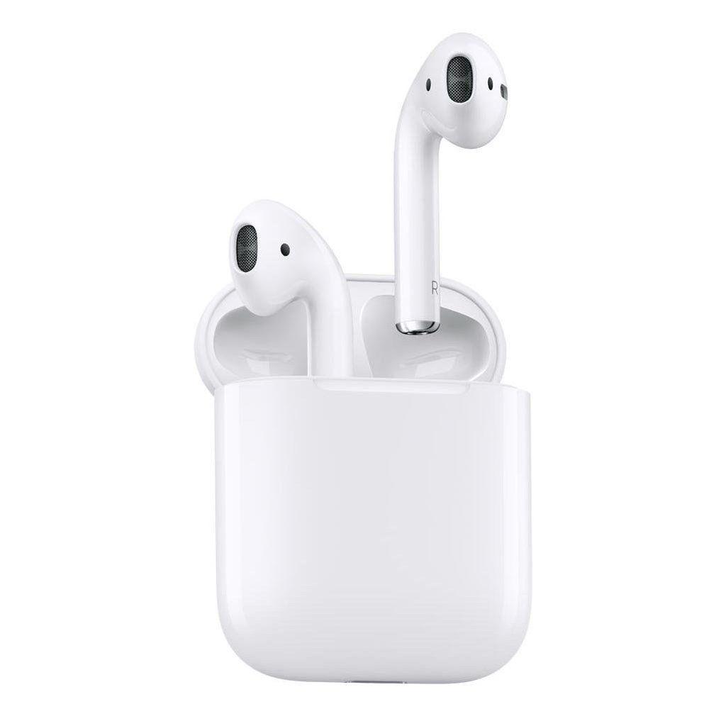 New Apple Airpods Charging Case 2nd Gen Apple Headphone Wireless Headphones Bluetooth Earbuds