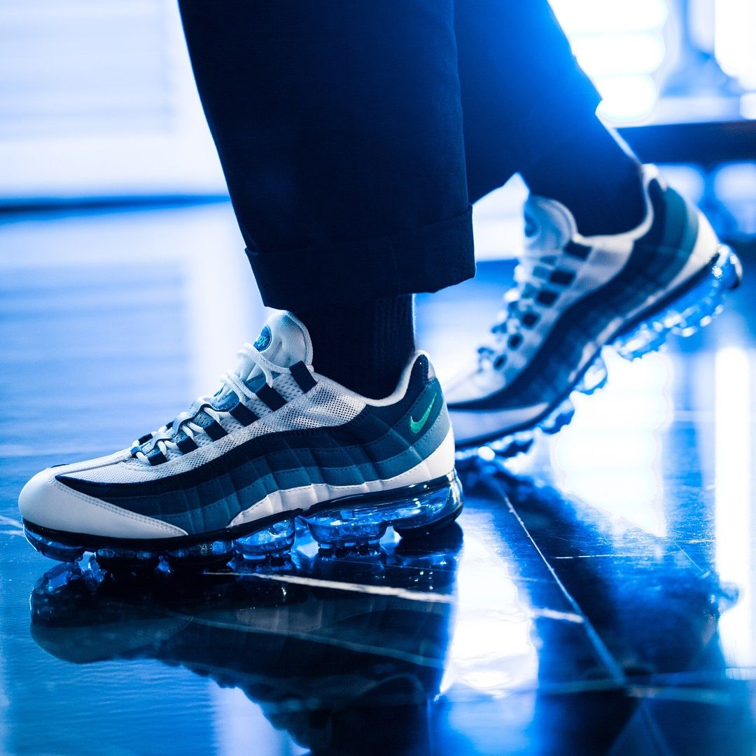 air max 95 with vapormax bottom