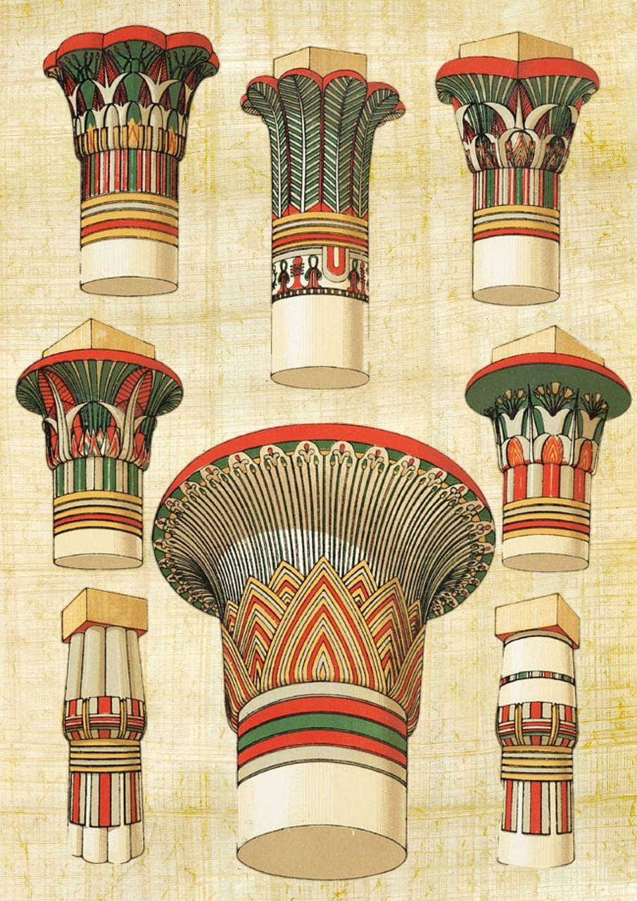 Egyptian 18233001280g 9051280 architecture acient egyptian egyptian 18233001280g 9051280 historical architecturearchitecture drawingsowen jonesflat earthancient publicscrutiny Choice Image