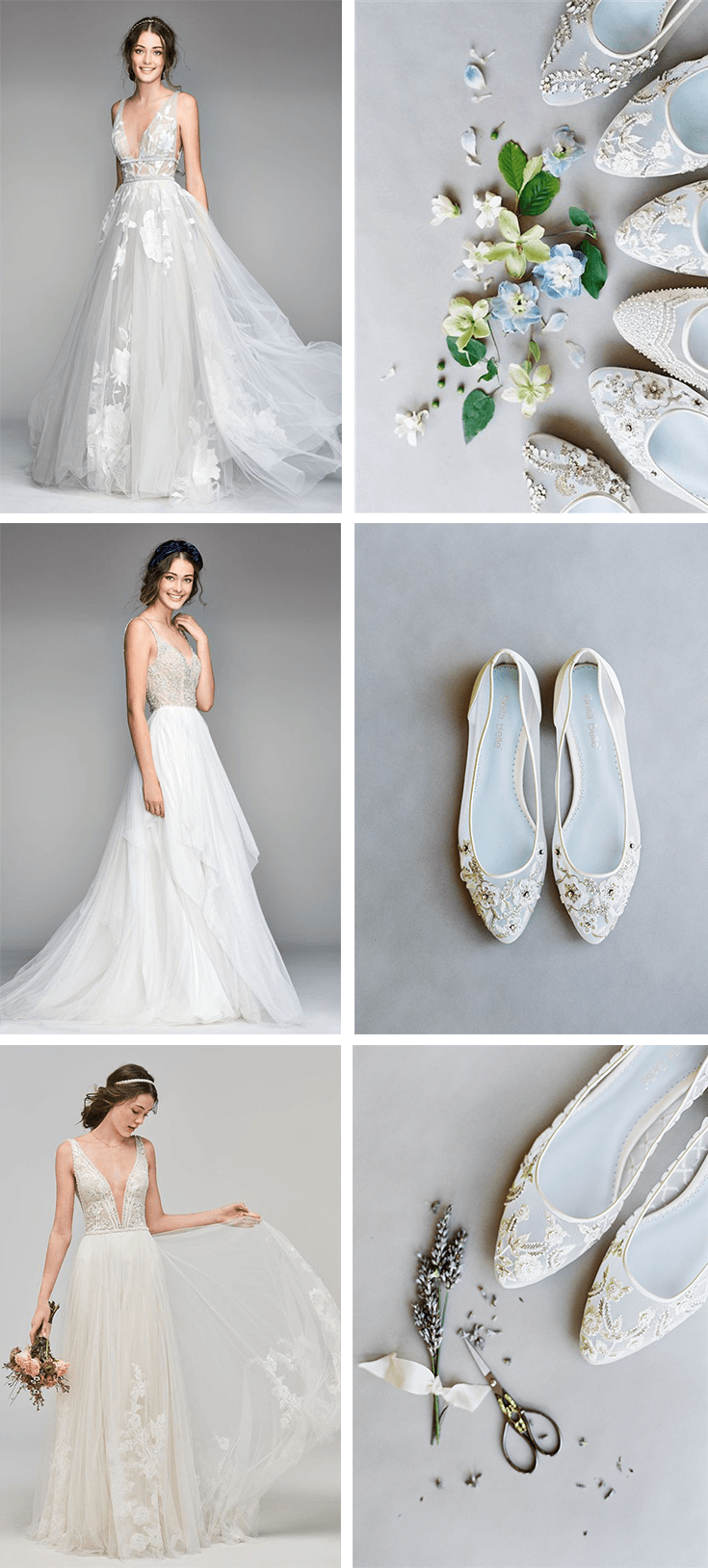 For The Boho Chic Romantic And Feminine Brides Who Want A Little