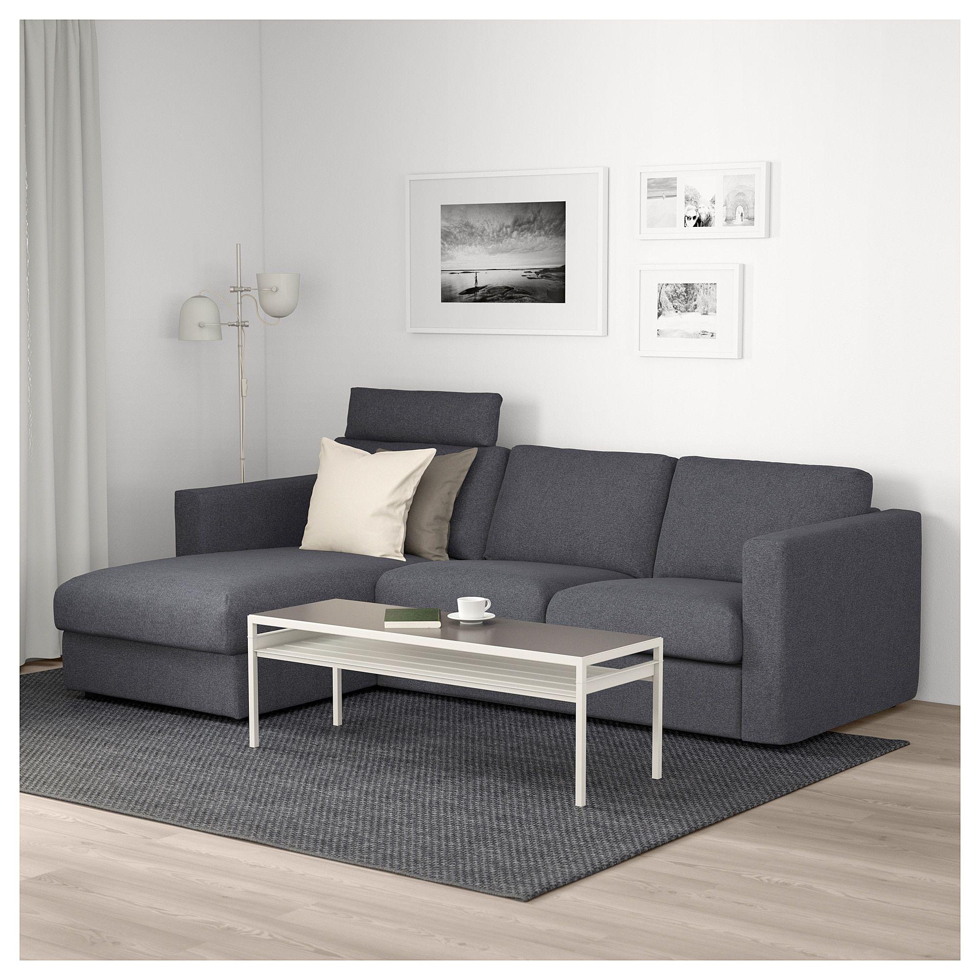 IKEA US Furniture and Home Furnishings   Three seat sofa