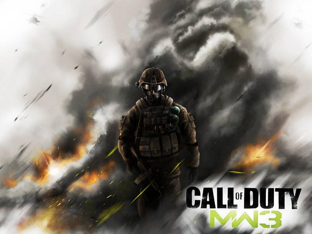 Call Of Duty Modern Warfare 3 By Jose144 On Deviantart Modern Warfare Call Of Duty 8k Wallpaper