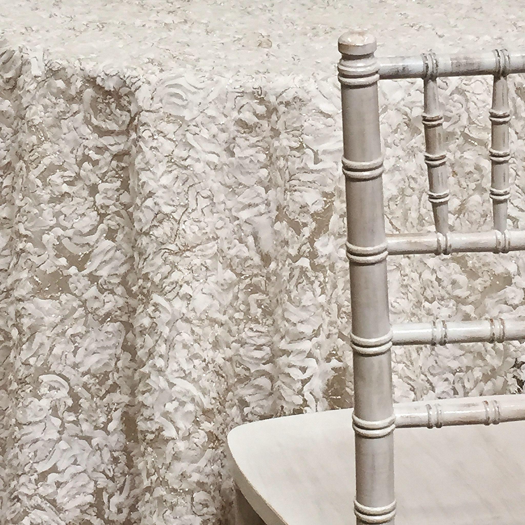 Gentil Patina Sheer   Tablecloths U0026 Overlays