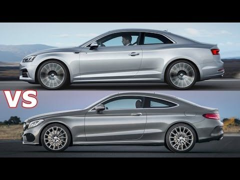 2017 audi a5 vs 2017 mercedes benz c class coupe for Mercedes benz c class vs e class