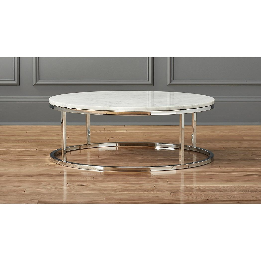 Smart Round Marble Top Coffee Table Reviews Cb2 Marble Top Coffee Table Marble Coffee Table Marble Round Coffee Table [ 1050 x 1050 Pixel ]
