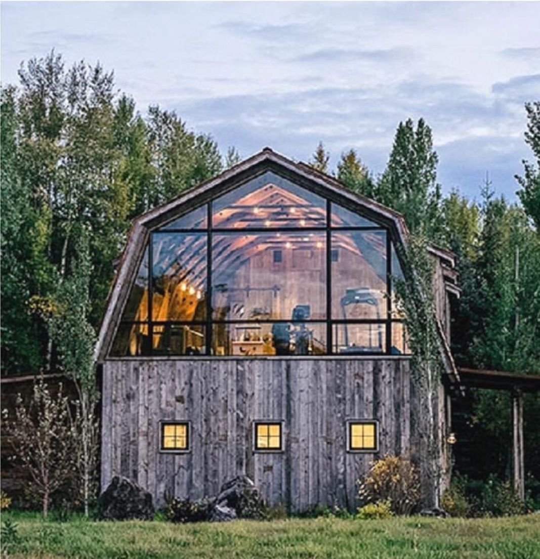 Just A Few Things That Make Life Great | Modern barn house ...