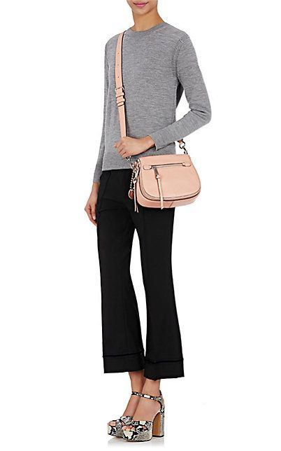 8f630187b6b2 Marc Jacobs Recruit Small Saddle Bag - Shoulder - 504647112 ...