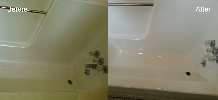 Bathtub Refinishing In Cincinnati Oh Bath Tub Refinish Cincinnati