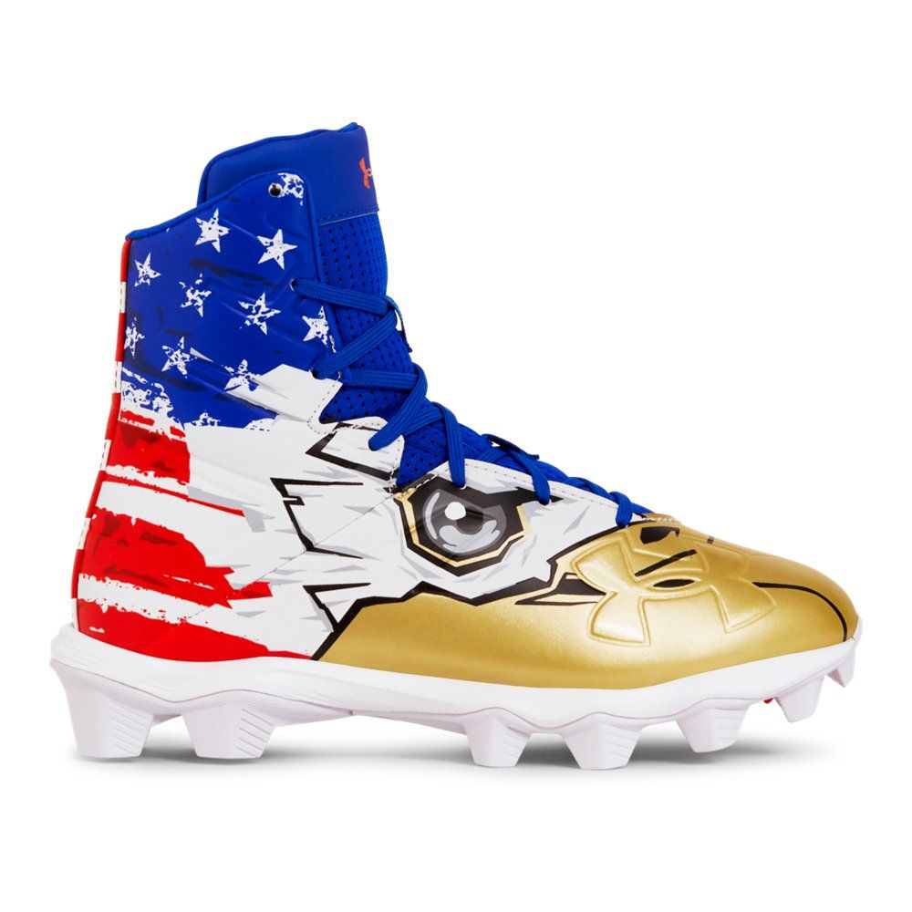 16a0529b284 Under Armour Boys  Highlight RM Jr. LE Boys Football Cleats