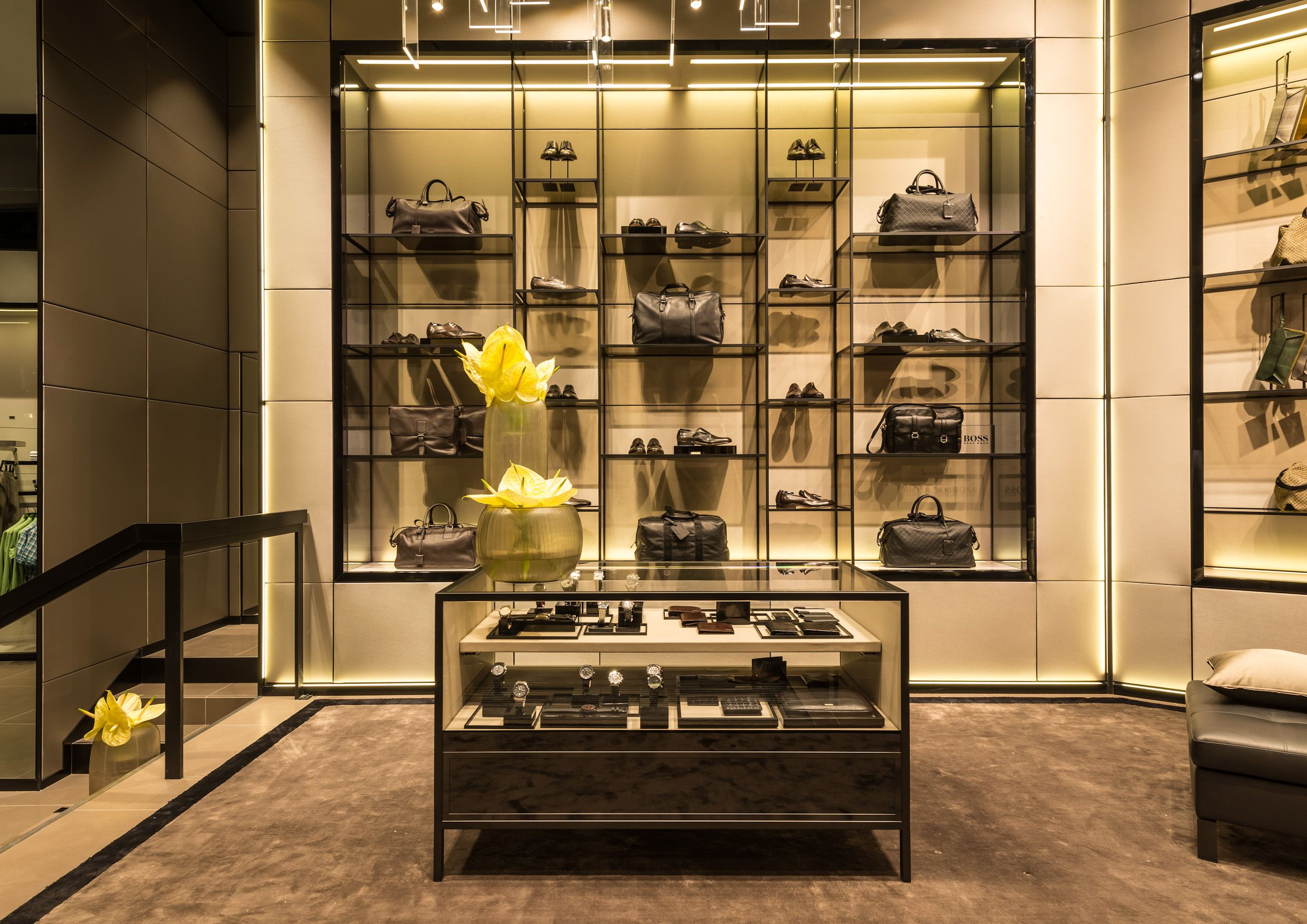 A New Generation Of Shopping Experience Is Waiting For You At Our Largest  BOSS Flagship Store