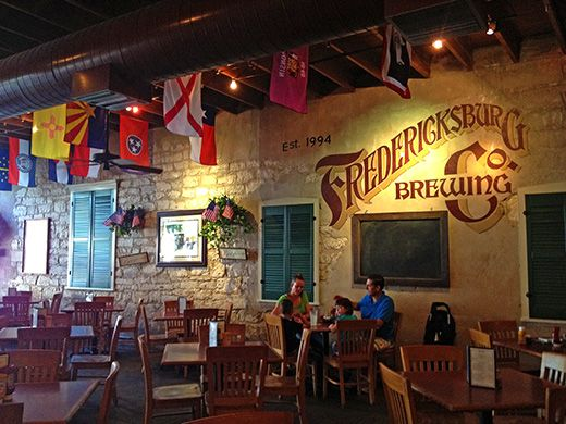 Fredericksburg Brewing Company Is The Oldest Brewpub In Texas