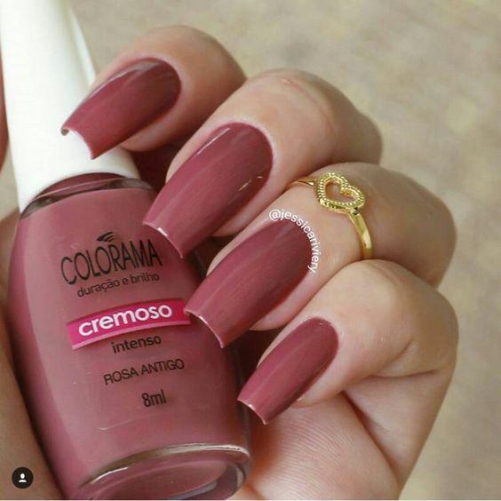 99a5a35746 Pin de Marie Idiaquez em nails