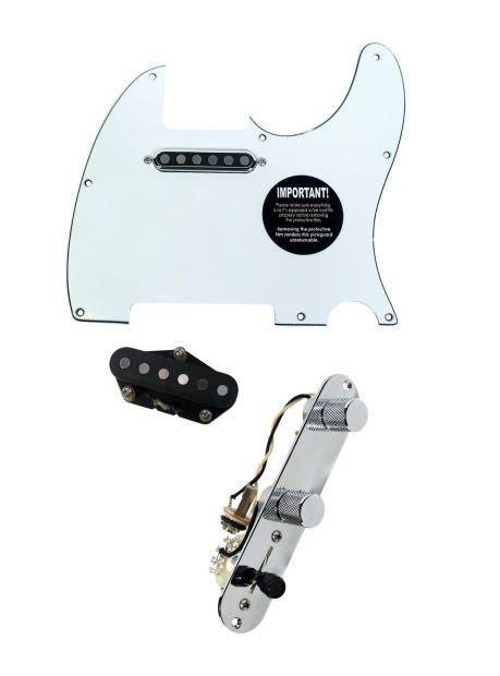 Seymour Duncan Hot for Tele Pickup Set  Fender Telecaster Bridge /& Neck 11208-11