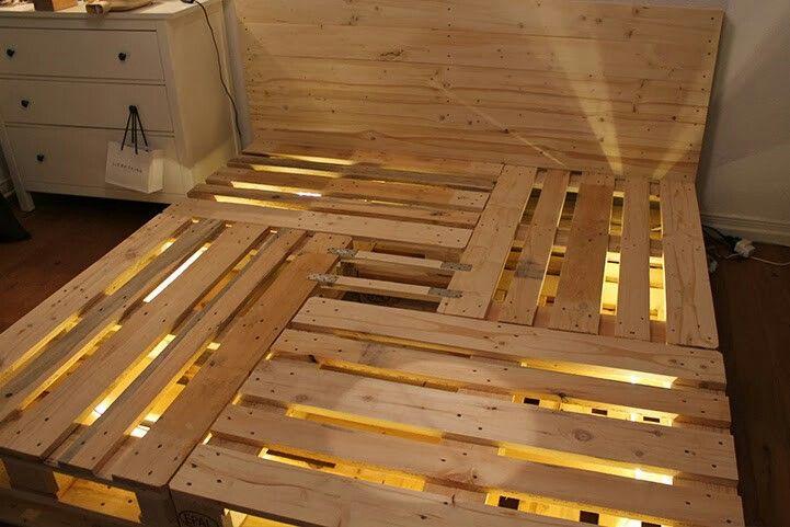Holz Europaletten toiletten konstruktionen hallerenovierung