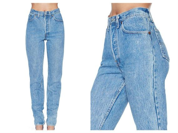 7d1f1441 Vintage 80s High waist Mom Jeans | perfect host inspiration | Mom ...