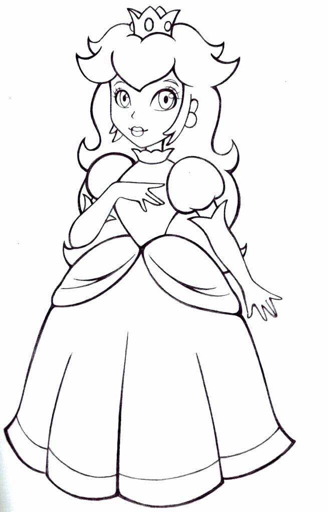 Super Mario Coloring Page Best Of Gallery Coloring Pages ...