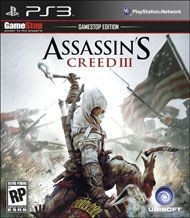 Assassin S Creed Iii Gamestop Edition For Playstation 3 Gamestop