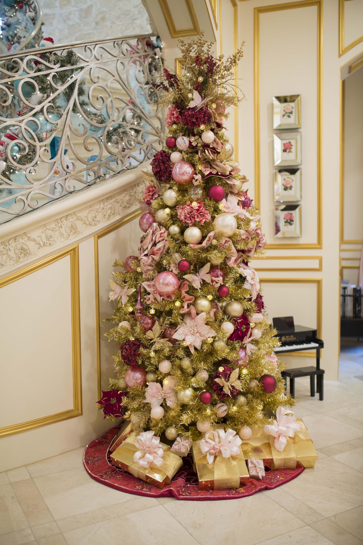 plum christmas ornaments