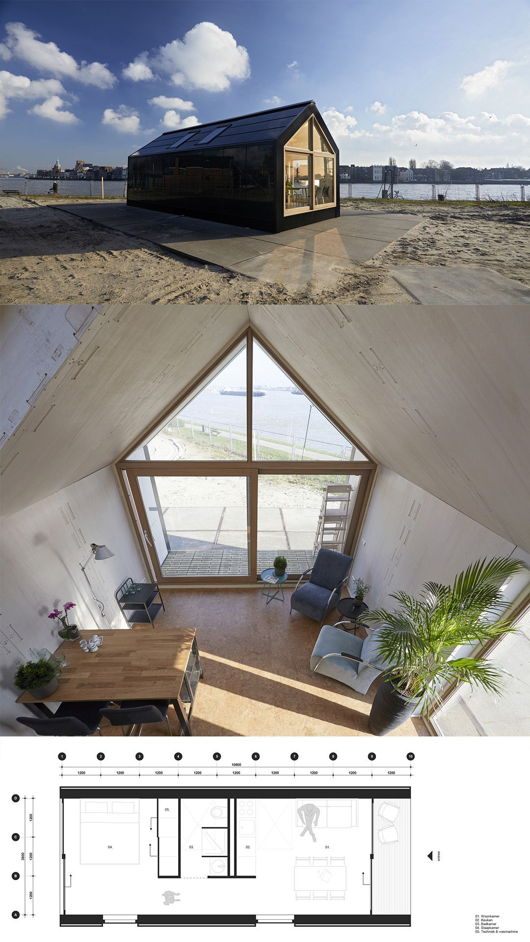 Petit place arch  architecture design house home small interior plan floorplan also homes pinterest architects and tiny rh