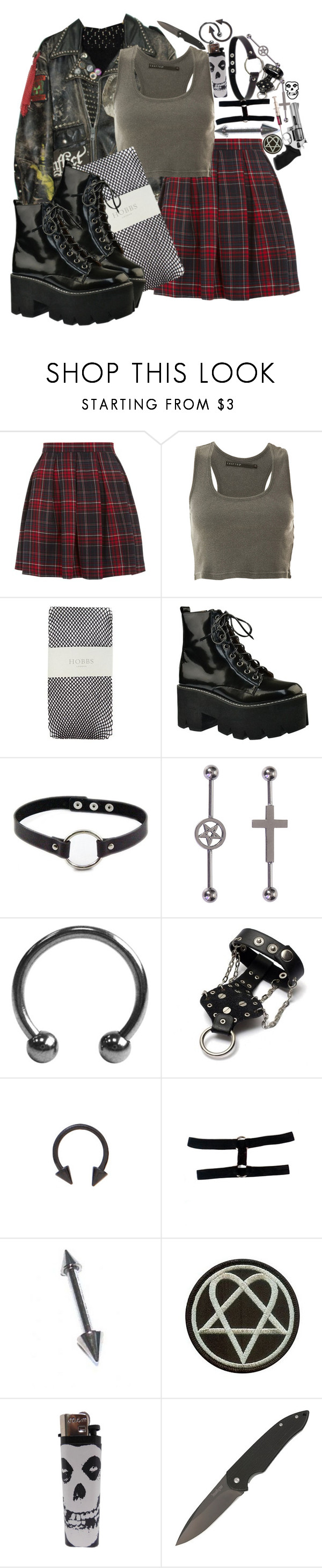 """For You Only"" by bipolarbabe ❤ liked on Polyvore featuring Crafted, Jeffrey Campbell, Retrò and Revolver"