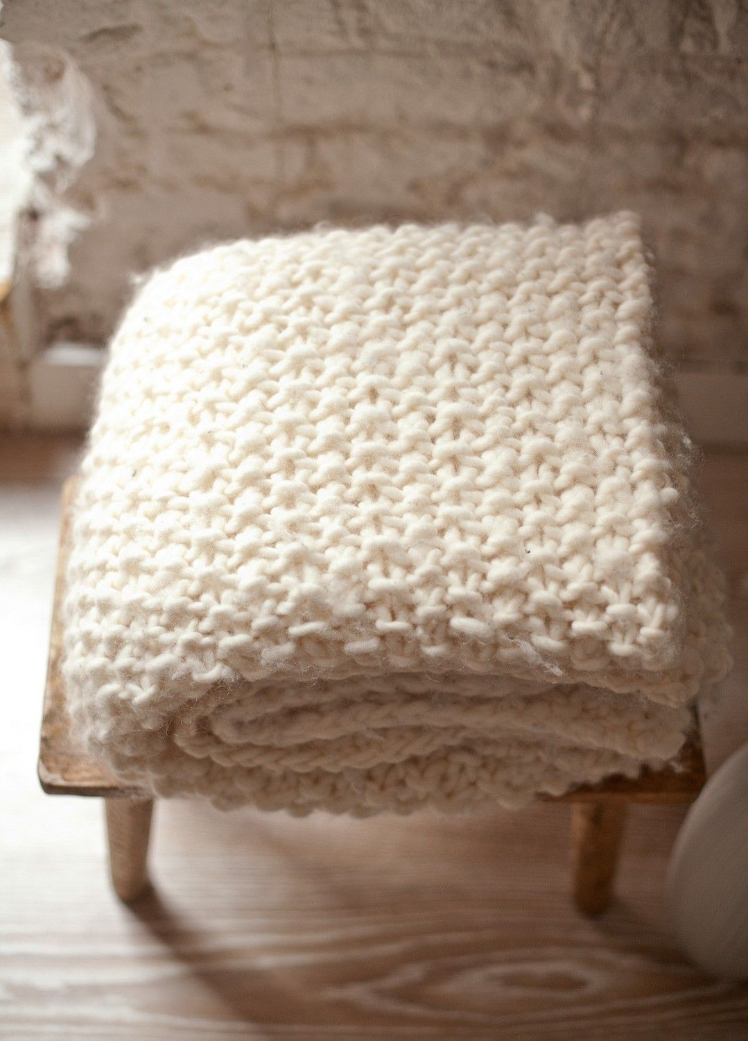 Udon Blanket | Knits/Tejidos | Pinterest | Knitting, Blanket and ...