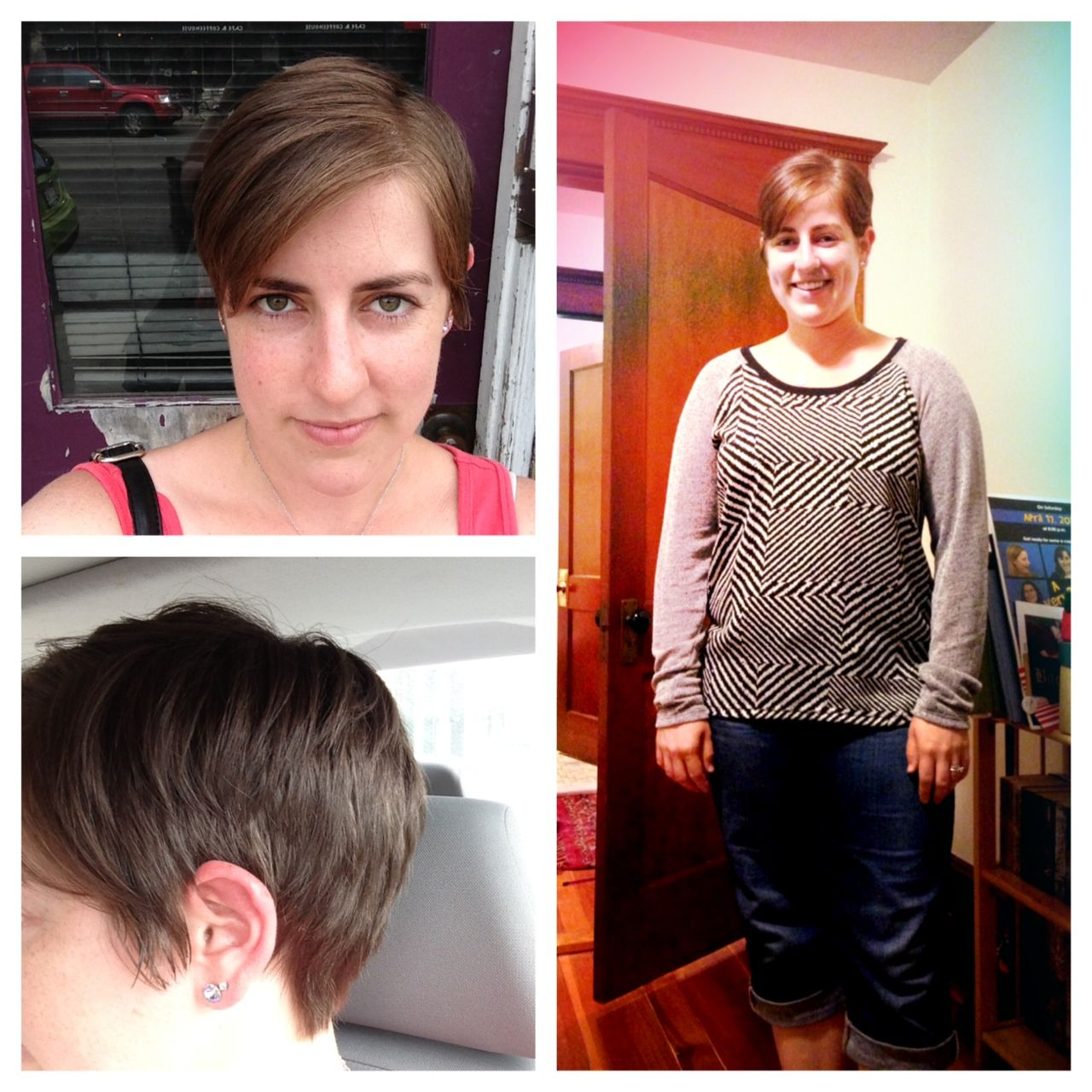 Amazing Hairstyle Update Fat Girl Short Hairstyles Image Of Best
