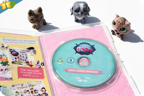 Littlest pet shop lumi res cam ra mangouste dessins anim s cartoons little pet - Dessin anime littlest petshop ...