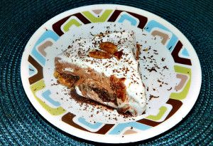 Multi-Layer Mud Pie - make this for an easy and delicious summer dessert. It's a no-bake recipe that looks harder to make than it actually is. It has decadent layers of chocolate pudding, Cool Whip, and sweetened condensed milk, all in a graham cracker crust.